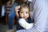 Un estudio revela que cuanto más abraces a tu hijo, más inteligente será
