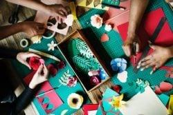 juegos para niños de 6 a 7 años manualidades