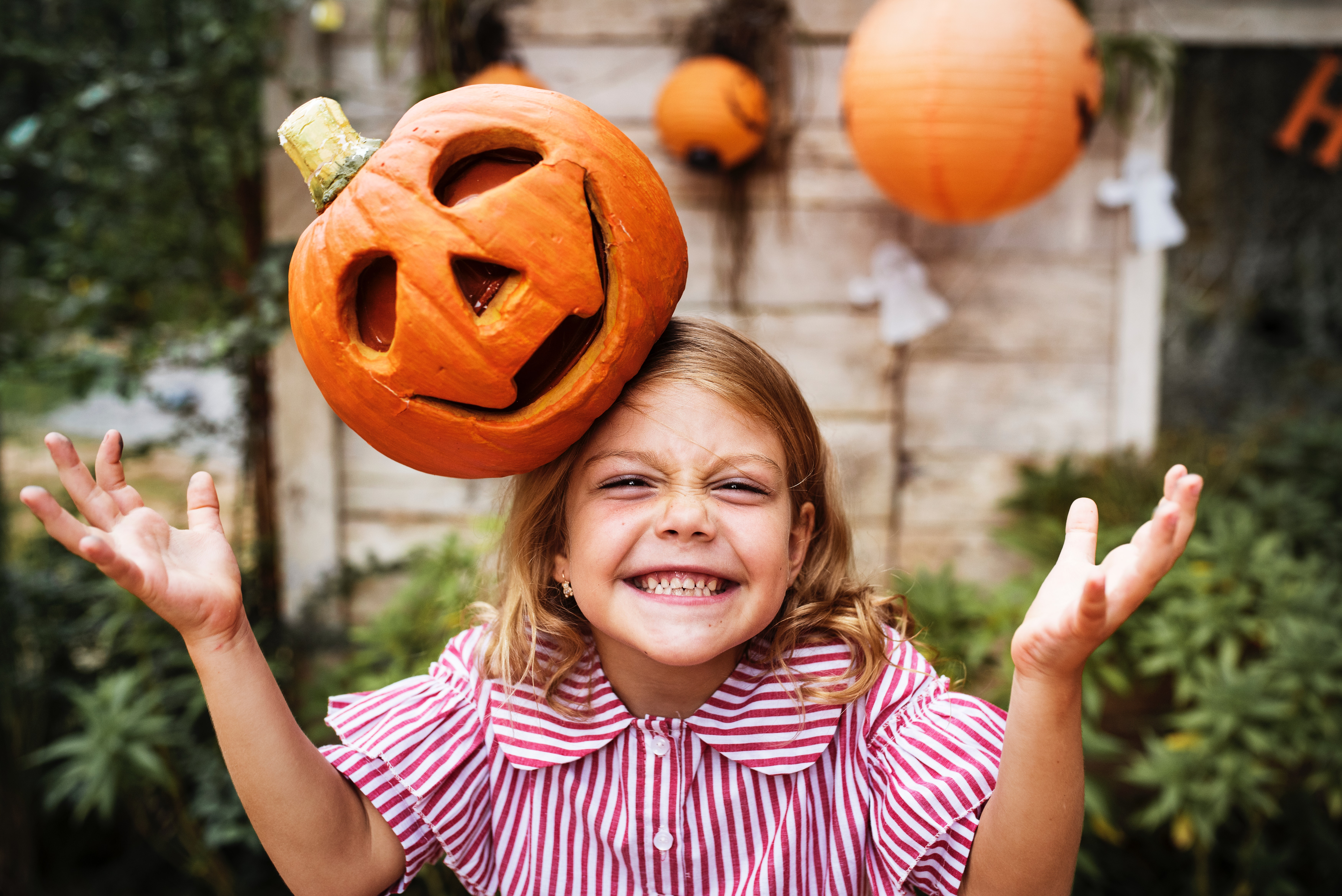Decoración de Halloween para niños, 10 ideas monstruosas