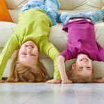 Il tuo primo giorno come baby sitter. Cosa fare?