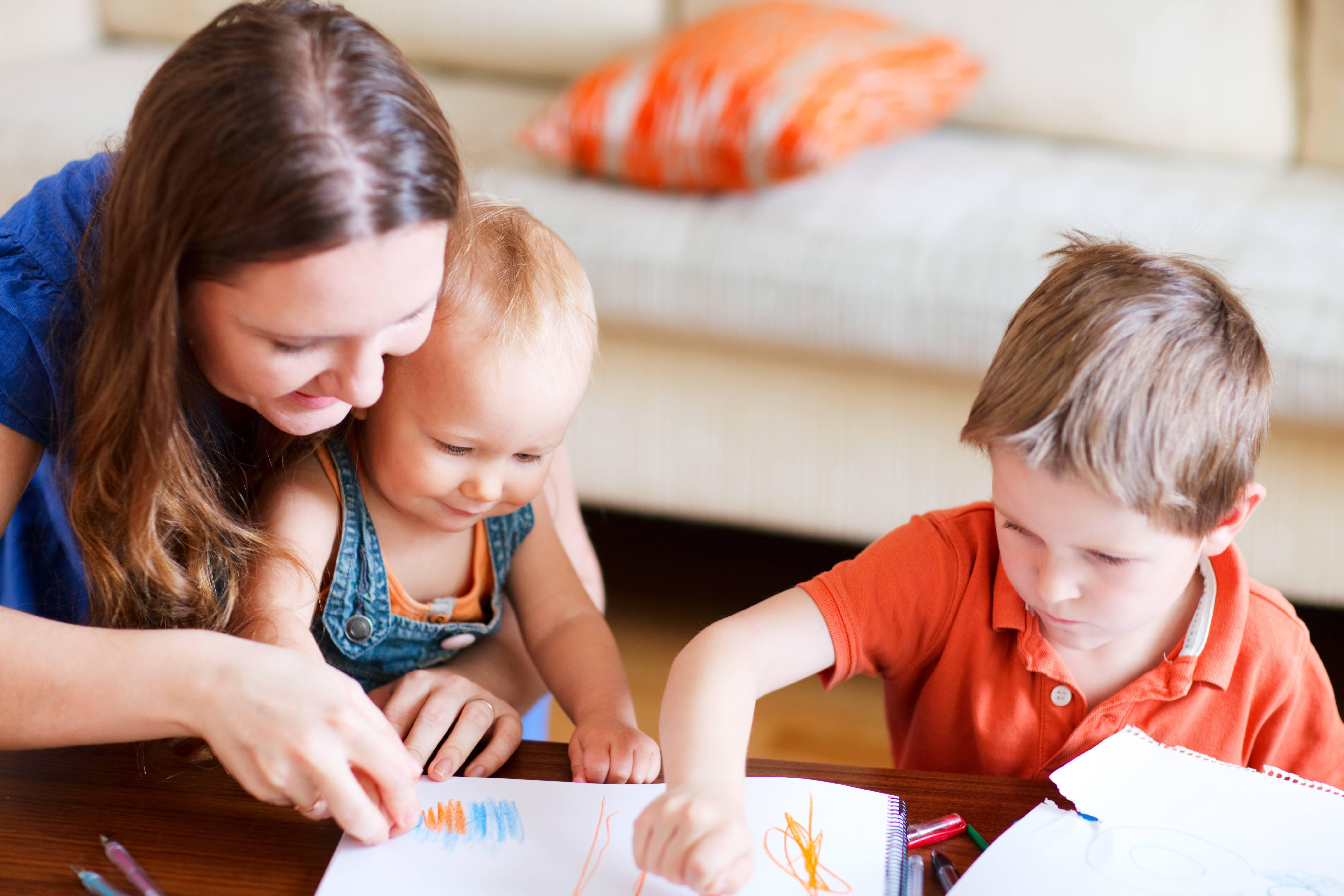 giochi da fare in casa con i bambini