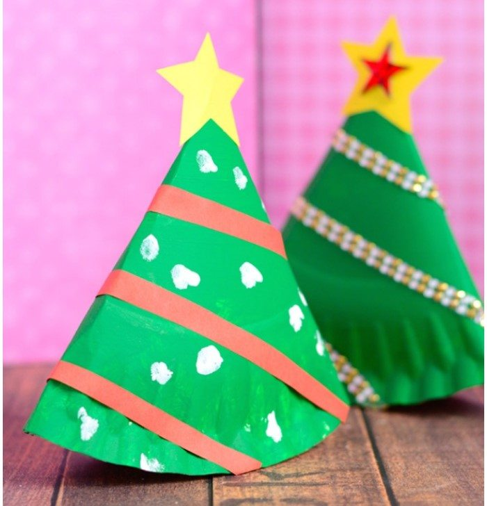 Lavoretti Di Natale Originali Per Bambini.Lavoretti Di Natale 2018 25 Idee Facili Per Bambini Sitly