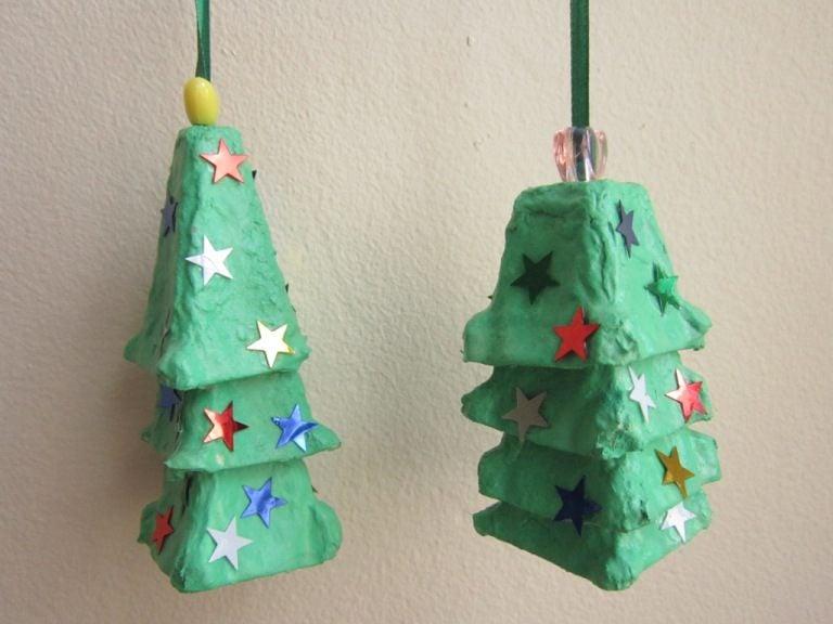 Lavoretti Di Natale Semplici Con La Carta.Lavoretti Di Natale 2018 25 Idee Facili Per Bambini Sitly