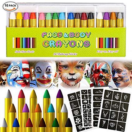 regali per bambini di 5 anni matite trucco