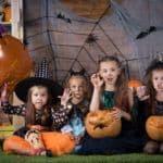 Halloween met kinderen vieren voor alle leeftijden
