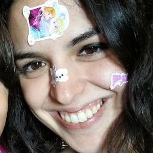Virginia baby sitter a Roma